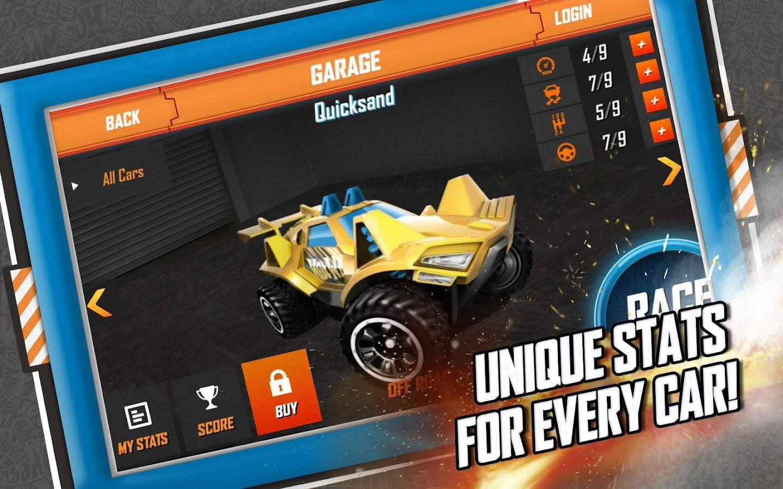 Hot Wheels Showdown™ - screenshot