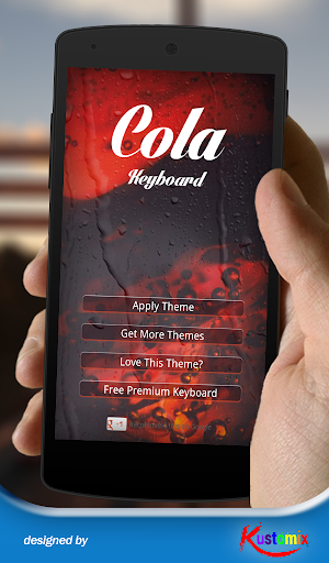 Cola Keyboard