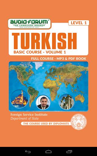 FSI Turkish 1 Audio-Forum