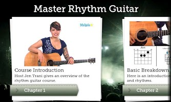 Screenshot of Master Rhythm Guitar