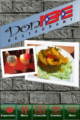【免費旅遊App】Restaurante Don Pepe-APP點子