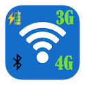 Wifi/3G/4G Signal Boosters icon