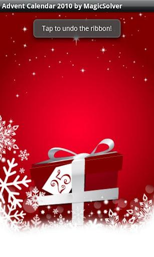 Christmas Advent Calendar 2010