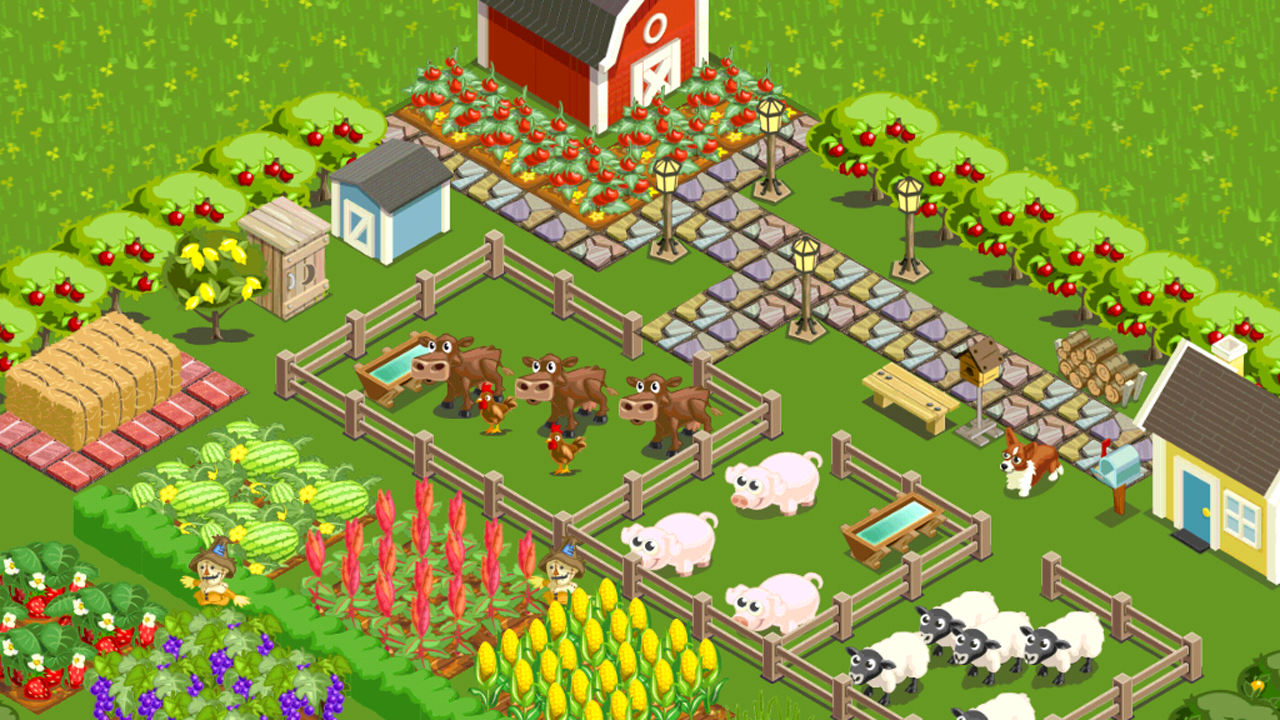 Farm Story™- screenshot