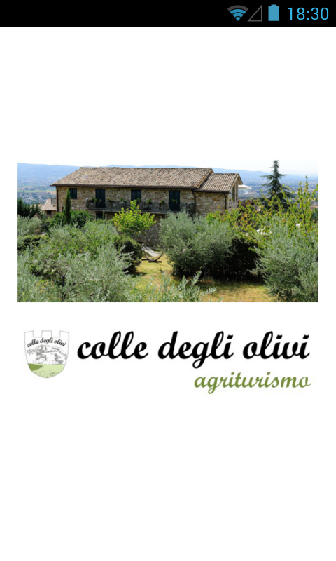Colle degli Olivi, Assisi- screenshot