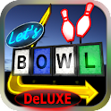 Let's Bowl Deluxe logo