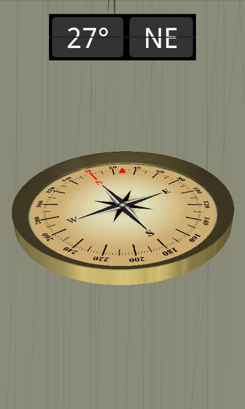 Accurate Compass Pro Screenshot 1