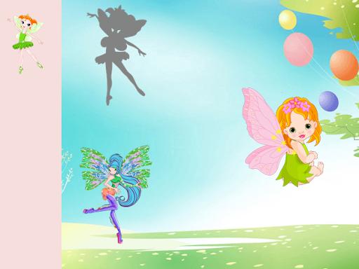 無料个人化Appの妖精幼児パズル 記事Game