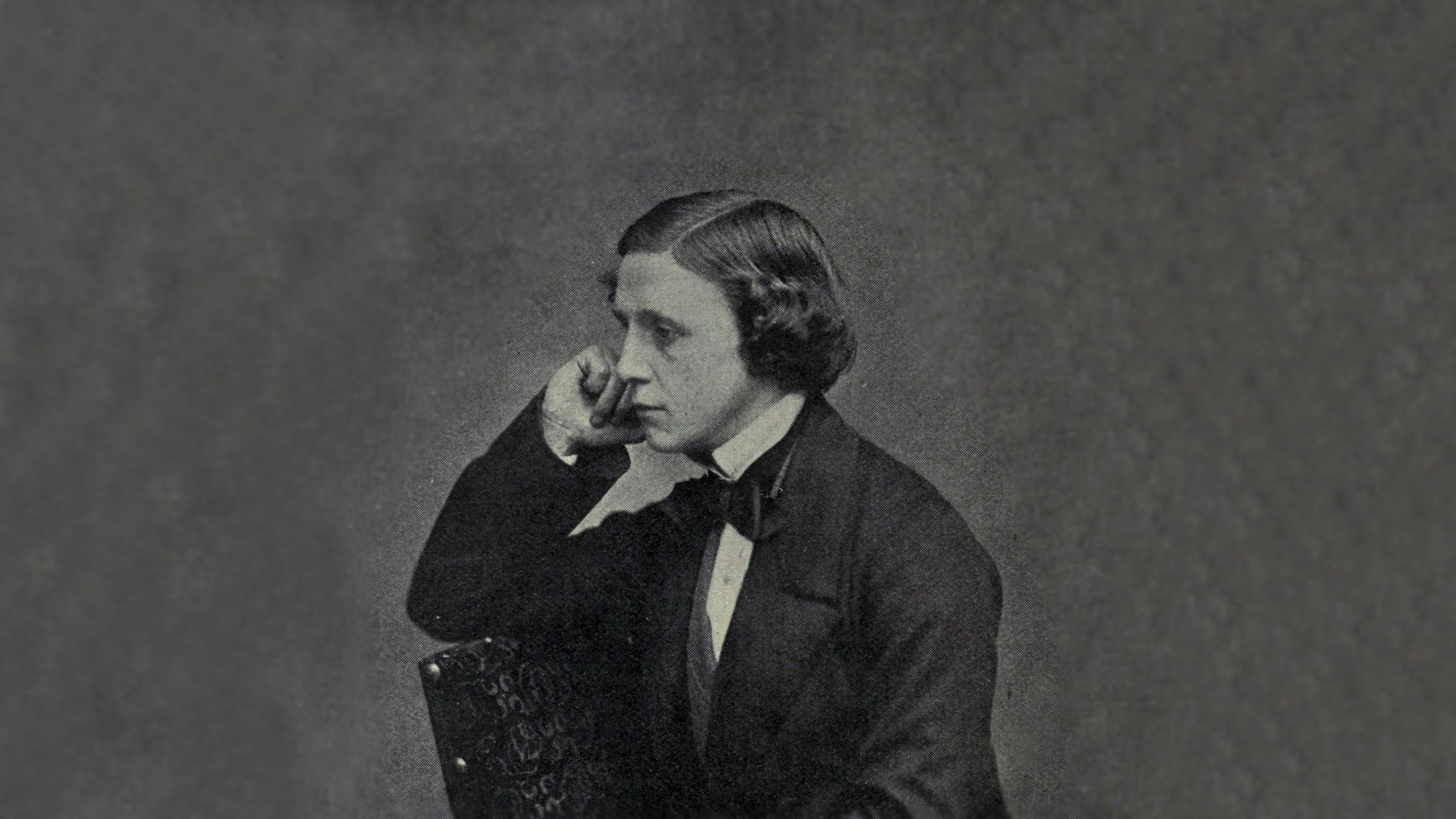 a biography of the famous nonsense writer lewis carroll A beautifully illustrated edition of lewis carroll's nonsense verse: most people are familiar with the verse from alice through the looking-glass, for example the .