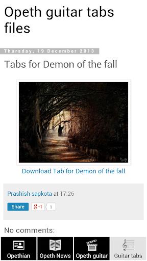 【免費音樂App】Opeth-APP點子