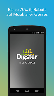 Music Deals- screenshot thumbnail