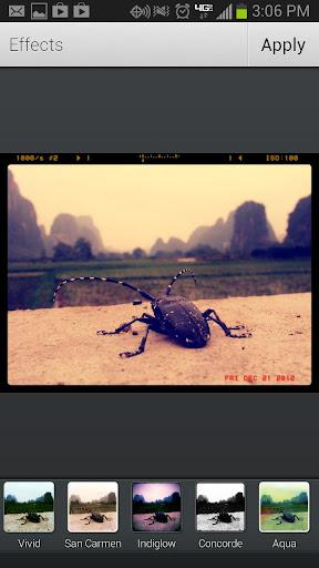 Aviary Effects: Classic Screenshot