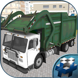 garbage truck simulator for PC and MAC