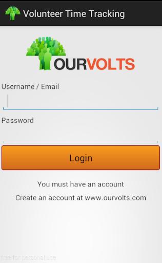 【免費生產應用App】Volunteer Time Tracking-APP點子
