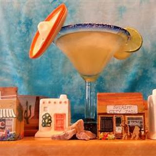 A Big, Honkin' Margarita