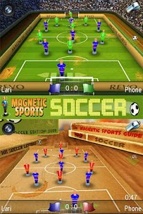 Magnetic Sports Soccer - screenshot thumbnail