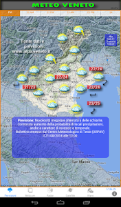 METEO VENETO screenshot 6