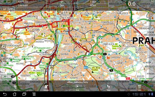 SmartMaps: Edice Vodafone - screenshot thumbnail