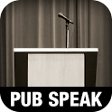 Confessions of a Public Speakr logo