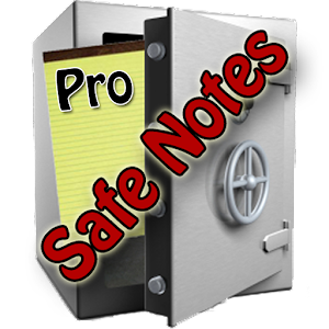 Safe Notes Pro Secure NotePad  4.0