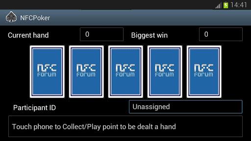 NFC Video Poker