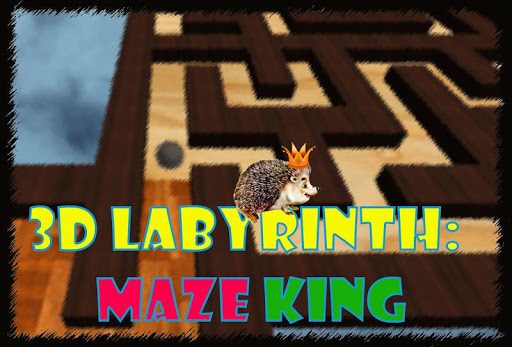 3D Лабиринт: Король Лабиринта