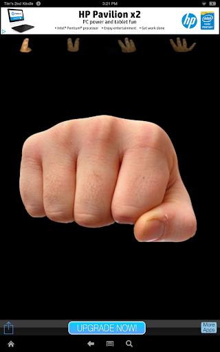 Fistpunch!