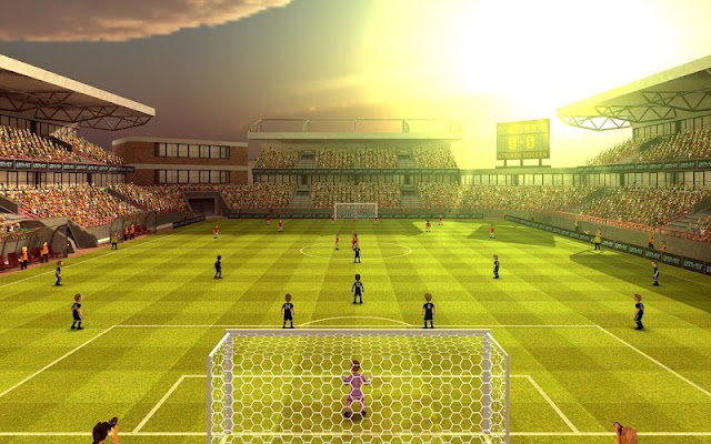 Striker Soccer 2 - screenshot