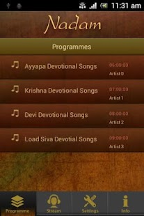Nadam Malayalam Devotional - screenshot thumbnail