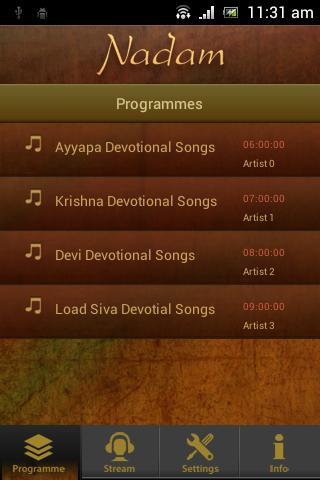 Nadam Malayalam Devotional- screenshot