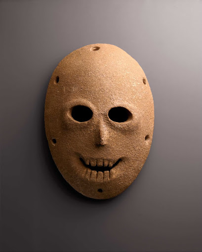 The Oldest Mask in the World