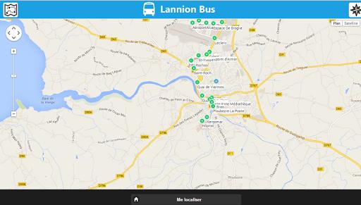 【免費交通運輸App】Lannion Bus-APP點子