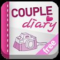 Couple Photo Diary (Free) icon