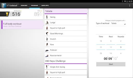 Virtual Trainer Kettlebell v1.4.1