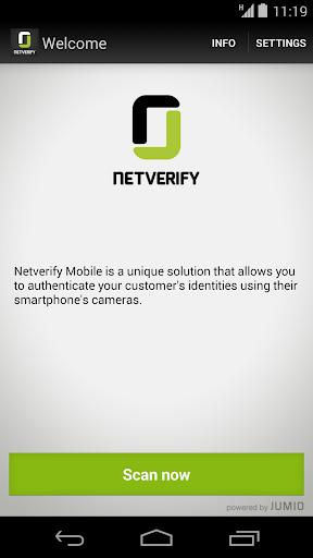Jumio Netverify Mobile