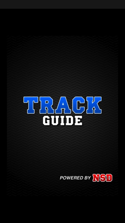 Track Guide - screenshot
