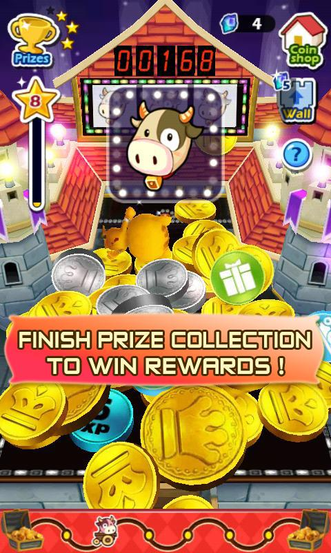 Coin Machine- screenshot