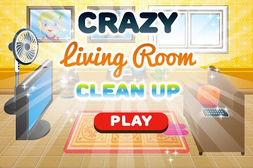 Juego de limpiar casa