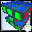 CubeIt! Full-Rubik Cube Puzzle icon