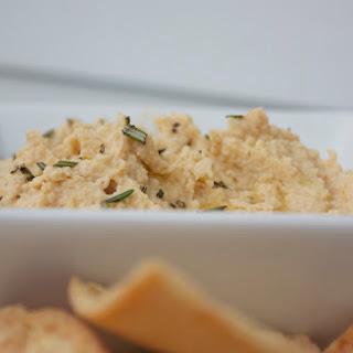 Roasted Horseradish Hummus.