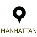 Manhattan NY Guide icon