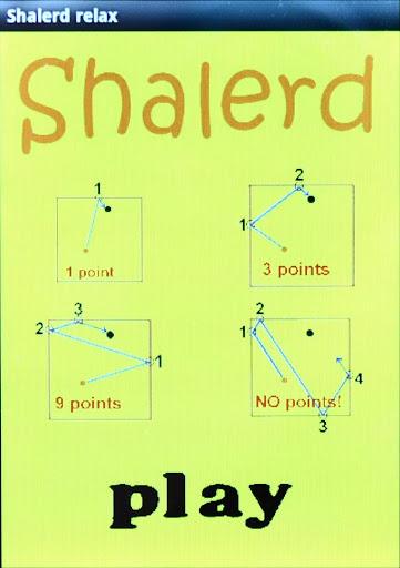 Shalerd relax billiard skill