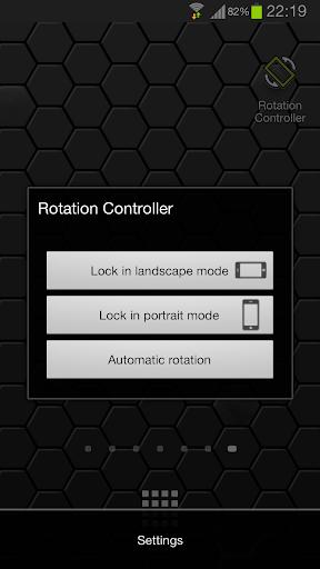 Rotation Controller