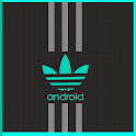 Andidas Carbon Blue EvolveSms icon