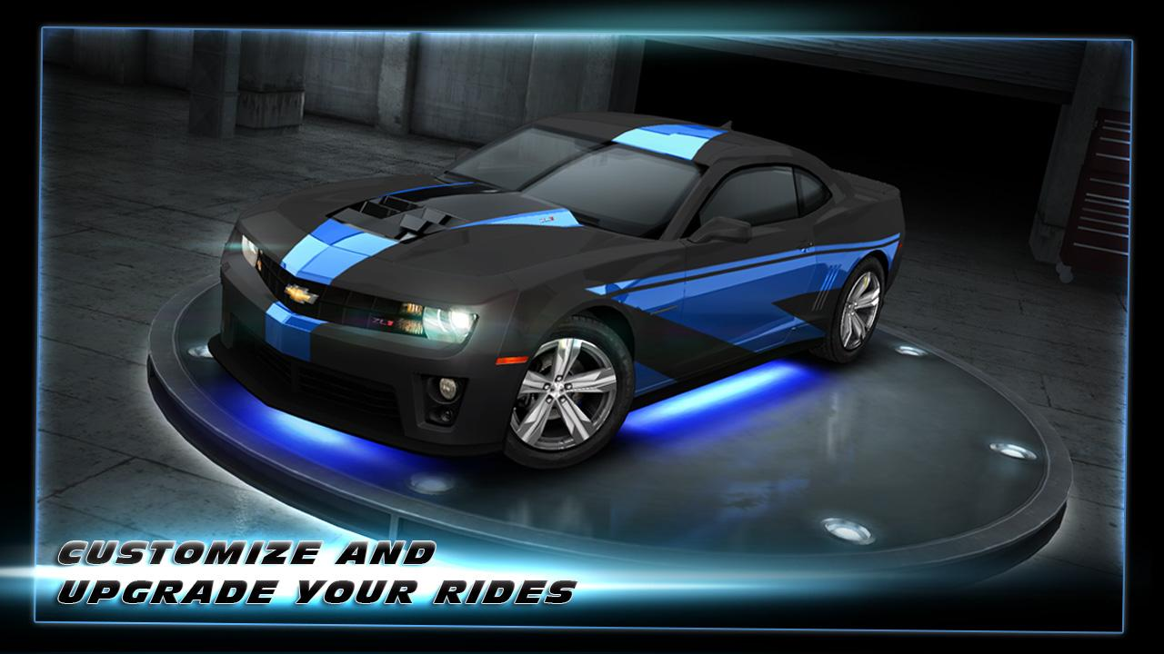 Fast & Furious 6: The Game - screenshot
