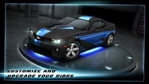 Fast & Furious 6 screenshot for Android