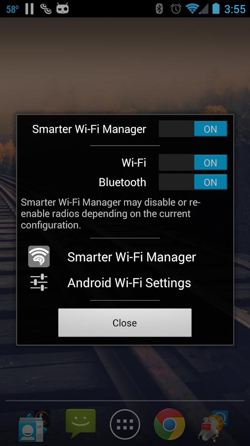 Smarter WiFi Manager - screenshot