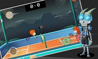 Screenshot of Badminton