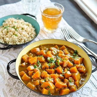 Butternut Squash & Coconut Curry