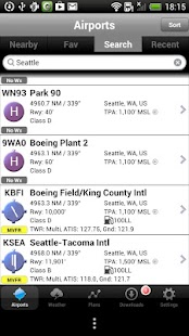AOPA FlyQ Pocket - screenshot thumbnail